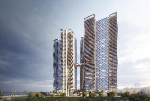 Hiện có khá nhiều dự án căn hộ cao cấp đang được triển khai tại Đà Nẵng, khi hoàn thành có thể được sử dụng để cho thuê