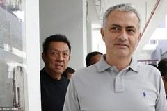 Mourinho cất lời khiến fan M.U xốn xang