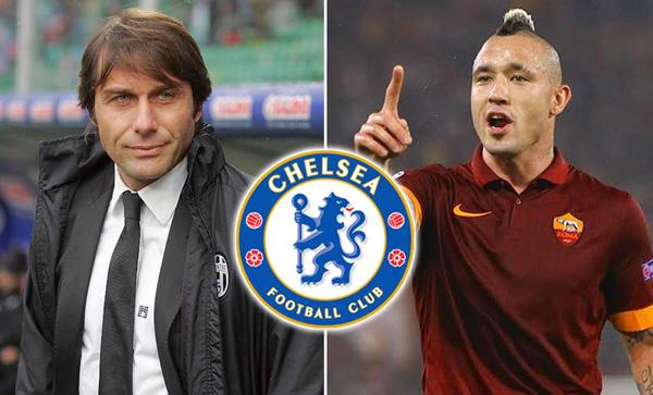 Conte đưa tiền vệ 'ngổ ngáo' về Chelsea