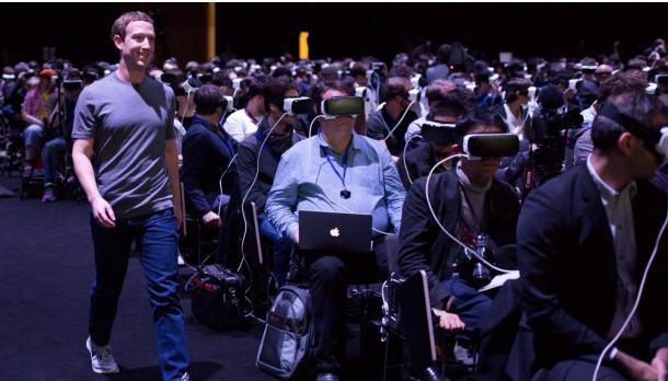 VR, thực tại ảo, MWC 2016
