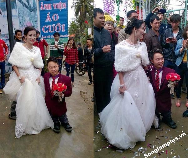 đám cưới, tình yêu cổ tích
