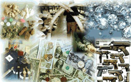 Tội phạm, xuyên biên giới, bùng nổ, Đông Nam Á, an ninh, lỏng lẻo, quản lý, buôn thuốc phiện, LHQ,