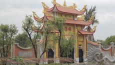 Cận cảnh nhà thờ tổ 100 tỷ không phép của Hoài Linh