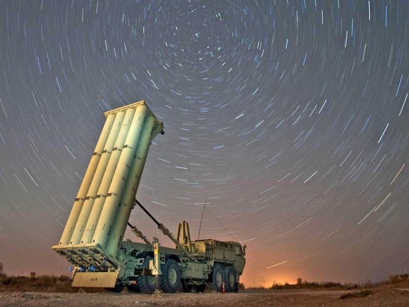 TQ căng thẳng khi Mỹ đưa tên lửa đến Hàn Quốc