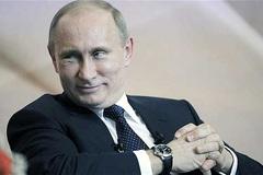 Putin có quá nhiều thứ để vui