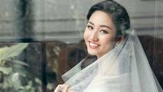 Á hậu Trà My bỏ thi HH Hoàn vũ để lấy chồng hơn 10 tuổi