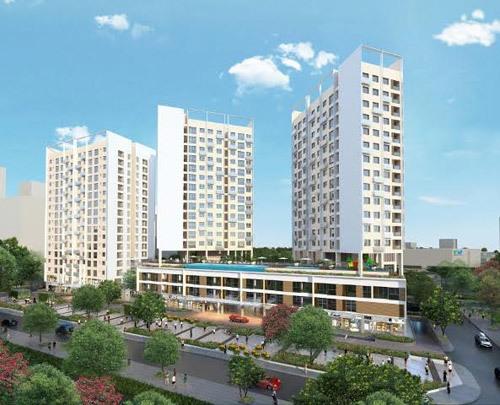 Scenic Valley 2: Mua căn hộ bạc tỷ, mỗi tháng trả 1%