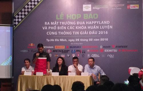 Sắp có trường huấn luyện thi đấu Rally chuẩn quốc tế