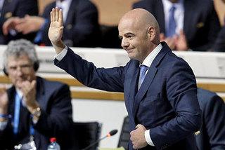 Infantino: Từ nhân viên vệ sinh đến chủ tịch FIFA