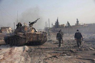 Lệnh ngừng bắn tại Syria bắt đầu có hiệu lực