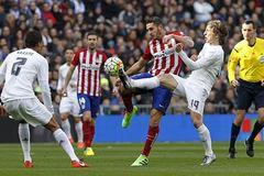 Video: Real Madrid 0-1 Atl.Madrid