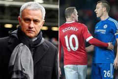 Sao M.U hỏi cầu thủ Chelsea về Mourinho