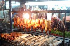 """12 món ăn đường phố khiến khách du lịch """"không quên nổi"""" Thái Lan"""