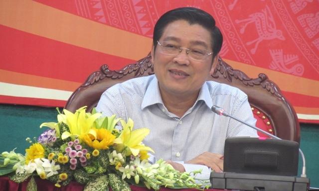 Ban Nội chính trung ương, Phan Đình Trạc