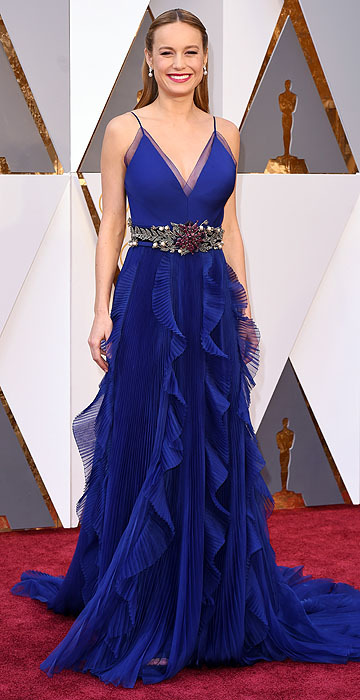 Thời trang, thảm đỏ, Oscar 2016