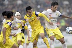 Vòng 2 Toyota V-League: Cú sốc mang tên cựu vương