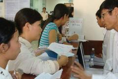 Hà Nội: 10 ngàn thạc sỹ, cử nhân ăn trợ cấp thất nghiệp