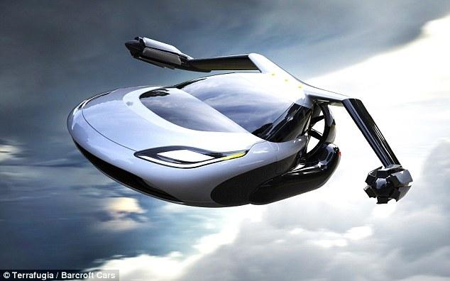ô tô bay