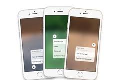 Ý tưởng tuyệt vời về tính năng 3D Touch trên iOS 10