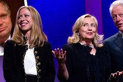 Rộ tin sốc về Hillary và Bill Clinton