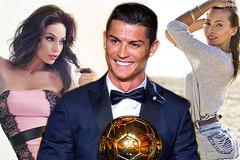 Ronaldo và nỗi oan giường chiếu