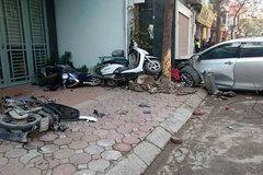 Đau đớn vì sự vô cảm trong vụ xe Camry đâm chết 3 người