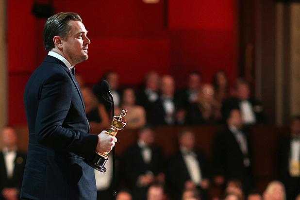 Phát ngôn lạ của Leonardo sau 1 đêm giành Oscar