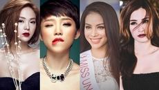 Ai sẽ soán ngôi nếu Hà Hồ thất thế ở showbiz Việt?