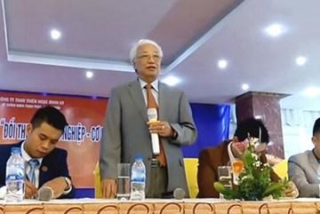 Nguyên Thống đốc NHNN Cao Sỹ Kiêm tham gia nhiều sự kiện kinh doanh đa cấp