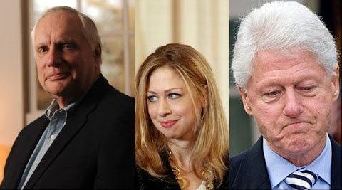 Con gái Hillary nói gì trước câu hỏi 'không phải con đẻ của Clinton'?