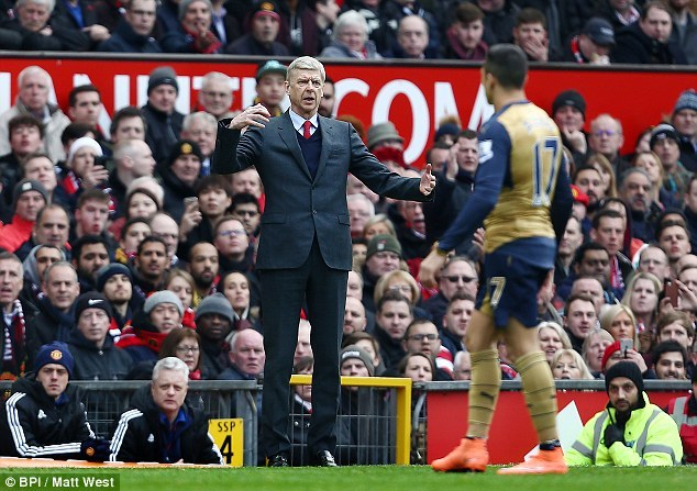 Wenger, Paul Merson, Arsenal, Premier League, vô địch, thất bại