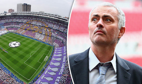 Jose Mourinho, Real Madrid, M.U, ký nháy, hợp đồng, Old Trafford