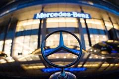 Hãng xe Mercedes bị 'sờ gáy' do nghi ngờ gian lận khí thải