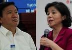 Ông Đinh La Thăng đối thoại trực tiếp sếp Vinamilk về sữa