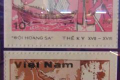 Bộ tem bí mật xác nhận chủ quyền Hoàng Sa của VN