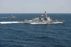 Biển Đông: TQ thúc quân sự hóa, Mỹ phải 'chơi' kiểu mới