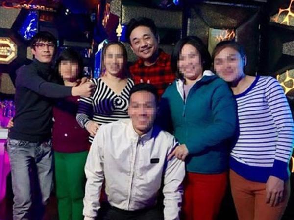 Quốc Khánh không phải chủ xe Camry đâm chết 3 người