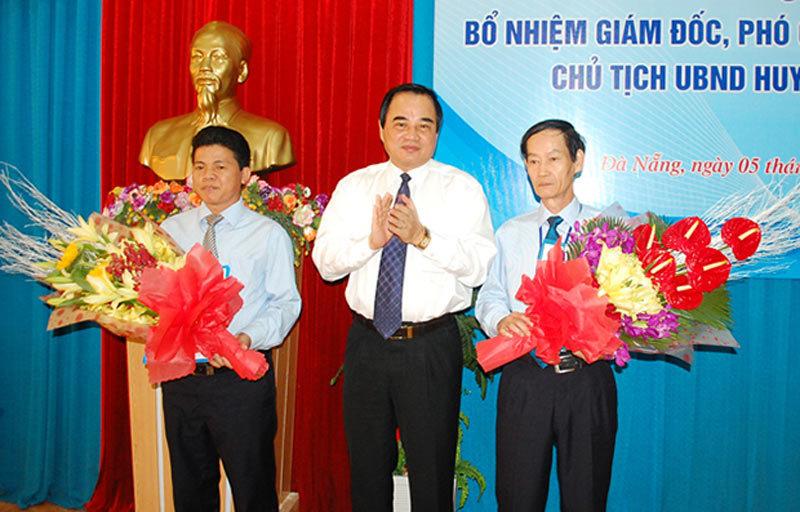 Nguyễn Xuân Anh, Bí thư Đà Nẵng, Đà Nẵng, nhân sự