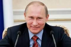 Bảo bối khiến Putin luôn mỉm cười
