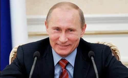 Nga, Putin, bảo bối, tự tin, mỉm cười, khủng hoảng, tài chính, dự trữ, ngoại tệ, vàng, kinh tế, an ninh, tài chính,an ninh tiền tệ