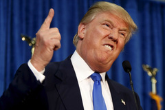 """Những câu nói """"nảy lửa"""" của ứng viên số 1 đảng Cộng hòa"""