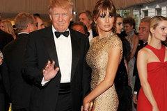 Vẻ đẹp nóng bỏng của vợ Donald Trump
