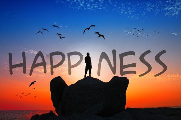 Bạn đang lầm tưởng hoàn toàn về hạnh phúc?