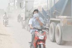 Không khí Hà Nội ô nhiễm hơn Bắc Kinh?
