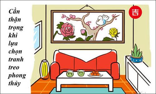 phong thủy phòng khách, đại kỵ phong thủy phòng khách, nhà đẹp, nội thất phòng khách