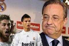 Ronaldo, Ramos cùng đòi rời Real