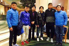 HLV Miura vẫn rất quyến luyến bóng đá Việt Nam