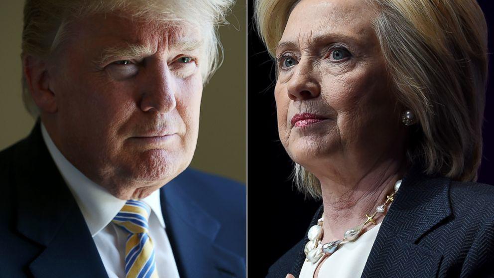Trump và Clinton đại thắng ngày Siêu thứ Ba