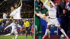 Ronaldo rực sáng, Real phả hơi nóng vào gáy Barca