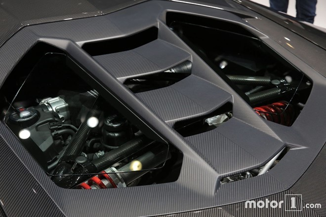 siêu xe, Lamborghini Huracan Avio, Geneva Motor Show 2016